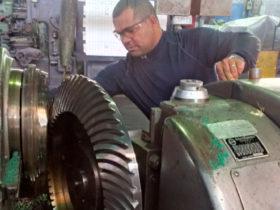 Engranajes fabricación